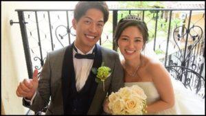 濱崎麻莉亜とケイスケの結婚式