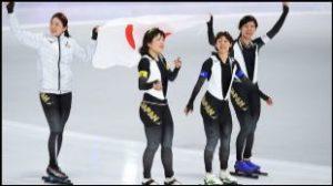 平壌オリンピック女子スケート