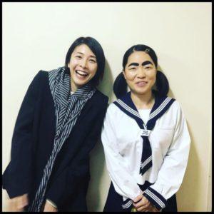 竹内結子とイモトアヤコのインスタグラム