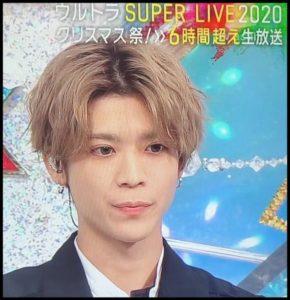 2020年の松島聡のカラコン