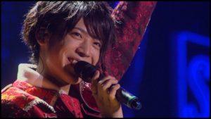 2017年頃の歌う松島聡