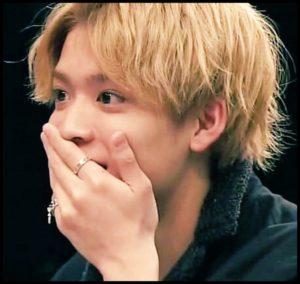松島聡のオール金髪の髪型