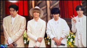 松島聡の髪型が金髪と帽子でイケメン