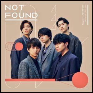 NOT FOUNDは松島聡の復帰後のリリース
