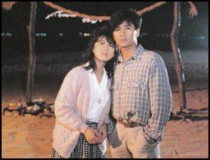 中森明菜と近藤真彦の共演した映画「愛・旅立ち」