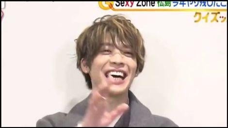 松島聡はメッシュをサコッシュと言い間違いで可愛い