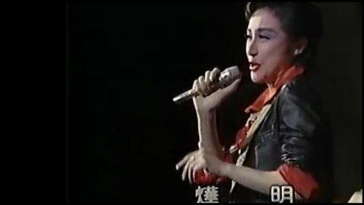 燁明は元宝塚女優